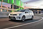 Toyota Auris Touring Sports: erster Kombi mit Hybridantrieb